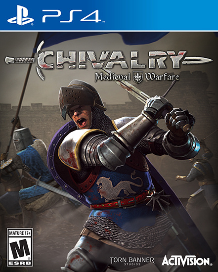 chivalry medieval warfare sur playstation 4. Black Bedroom Furniture Sets. Home Design Ideas