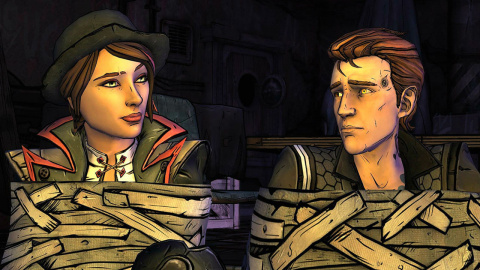 Jaquette de Tales From The Borderlands : Des skags et des gags