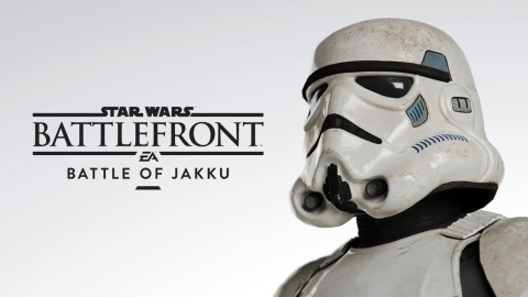 "Jaquette de Star Wars Battlefront : Le nouveau mode du DLC ""Battle of Jakku"" dévoilé"