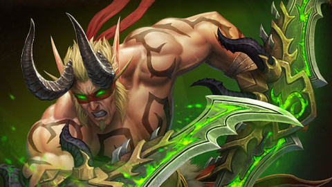 Jaquette de World of Warcraft Legion : Le Chasseur de démons