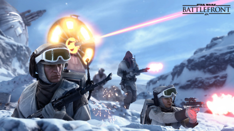 Jaquette de Star Wars Battlefront : un mod photo-réaliste en développement