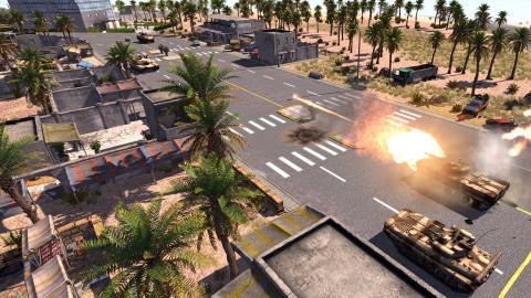 Call to Arms se dévoile dans de nouveaux Screenshots