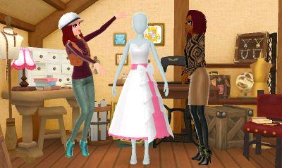 Test De La Nouvelle Maison Du Style 2 Les Reines De La Mode Sur 3ds Par Jeuxvideo Com