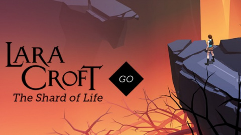Jaquette de Lara Croft GO : The Shard of Life s'aventure en terrain hostile
