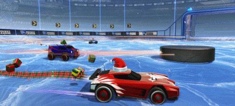 Rocket League : le hockey débarque le 14 décembre