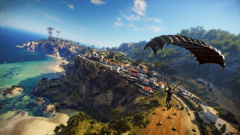 Jaquette de Just Cause 3 aura son patch day-one