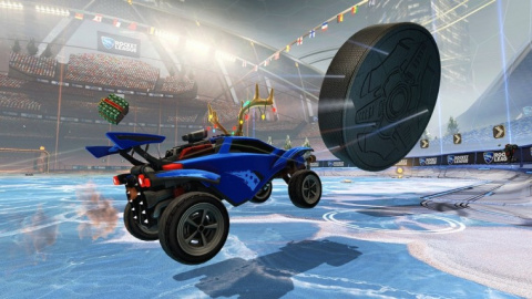 Jaquette de Rocket League : le hockey débarque le 14 décembre