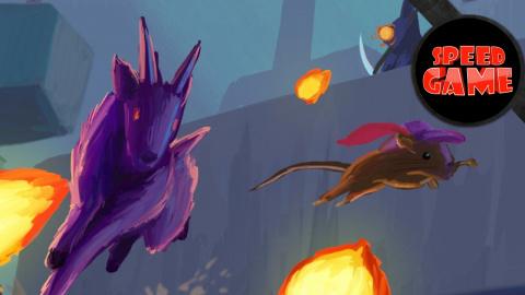 Speed Game - Escape Goat 2 terminé en moins de 14 minutes