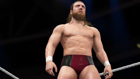 Jaquette de WWE 2K16 : Catch me if you can