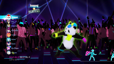 Jaquette de Just Dance 2016 : I Got a Feeling