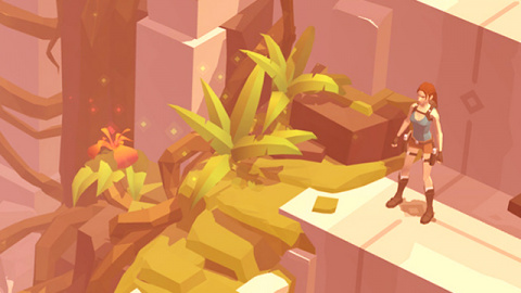Jaquette de Lara Croft GO : The Shard of Life - Le pillage se corse