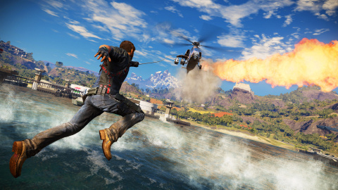 Jaquette de Just Cause 3 : Open World revisité et nouveau Gameplay (1/3)