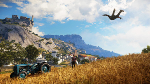 Jaquette de Just Cause 3 : Tentative de destruction en territoire ennemi (3/3)