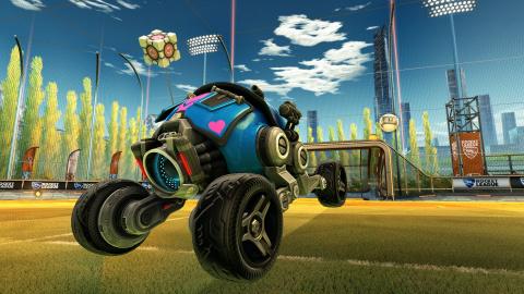 Rocket League : 10,5 millions d'exemplaires vendus