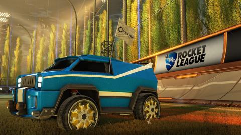 Rocket League ajoute des objets de personnalisation Portal