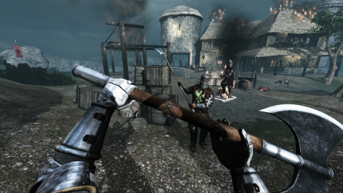 Chivalry sur consoles, des framerate différents entre One et PS4