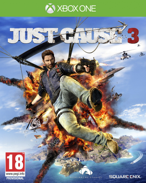 Just Cause 3 sur ONE