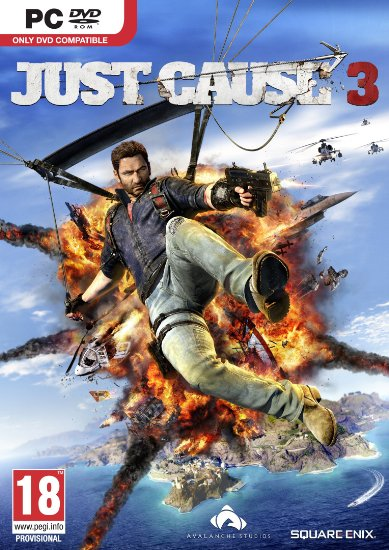 Just Cause 3 sur PC