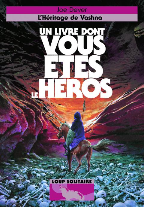 Nouvelle fournée de Livres dont vous êtes le héros