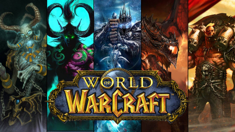 Jaquette de World of Warcraft : Grosse promotion sur le jeu et ses extensions