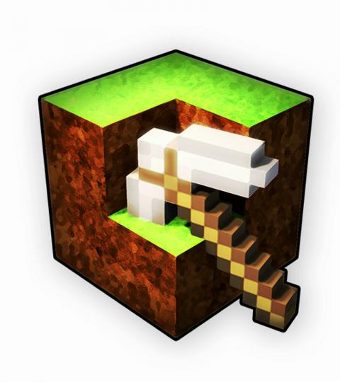 Cube Life : Island Survival sur WiiU