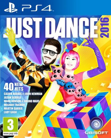 Just Dance 2016 sur PS4