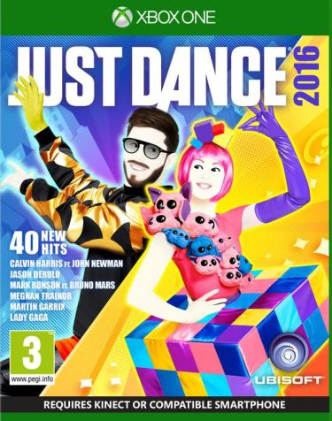 Just Dance 2016 sur ONE