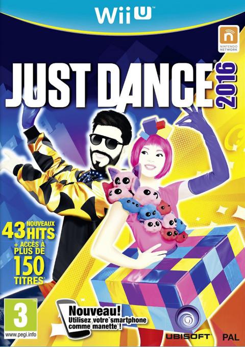 Just Dance 2016 sur WiiU