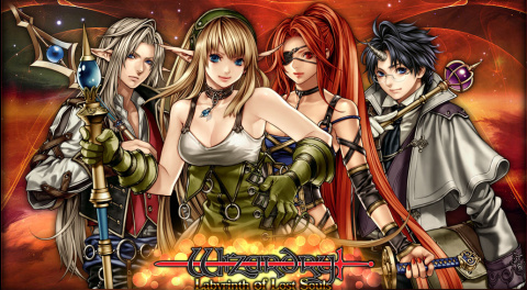 Jaquette de Wizardry : Labyrinth of Lost Souls sur PS Vita ?