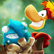 Rayman Adventures sur Android