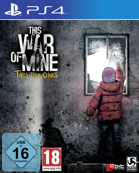 This War Of Mine: The Little Ones sur PS4