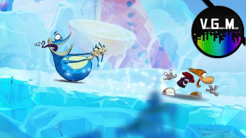 VGM: Rayman Origins brise la chaîne du froid en musique