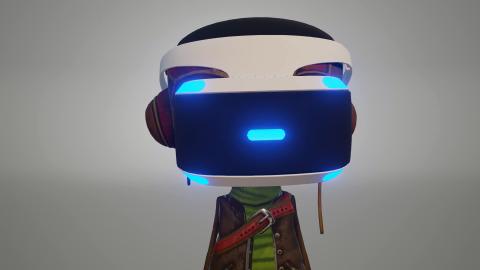 PlayStation Experience : Psychonauts s'attaque à la VR