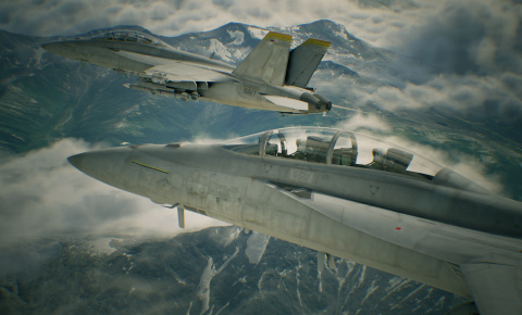 Ace Combat 7 repéré sur Xbox One via l'organisme de classification taïwanais