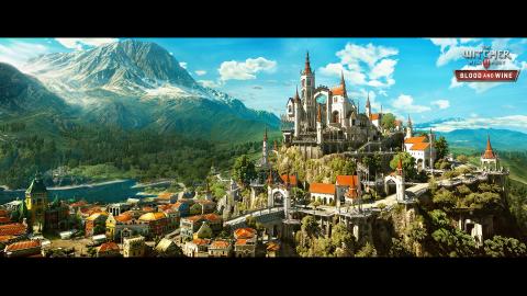 The Witcher 3, quelques infos sur le DLC Blood and Wine