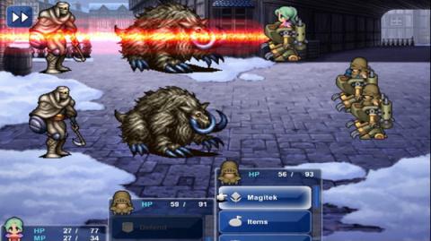 Final Fantasy VI : Sortie sur Steam le 16 décembre prochain