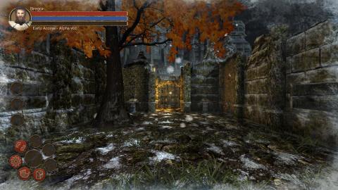 Ruzar, la pierre de vie : Le dungeon Crawler solitaire
