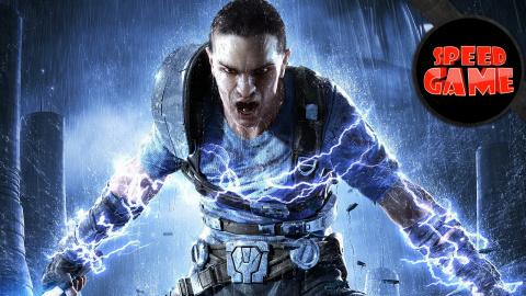 Speed Game - Boucler Star Wars : Le Pouvoir de la Force en 45 minutes ?