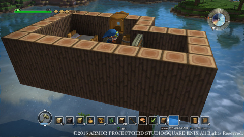 Dragon Quest Builders : Une nouvelle fournée d'images