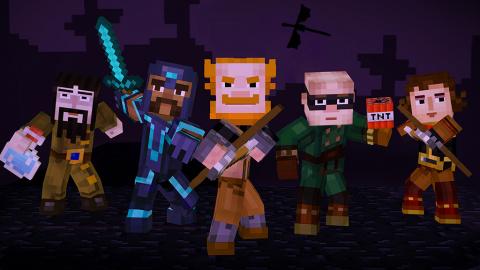 Minecraft Story Mode : Le quatrième épisode disponible le 22 décembre