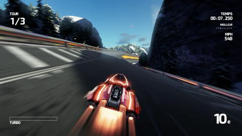 Fast Racing Neo, le petit F-Zero que l'on attendait