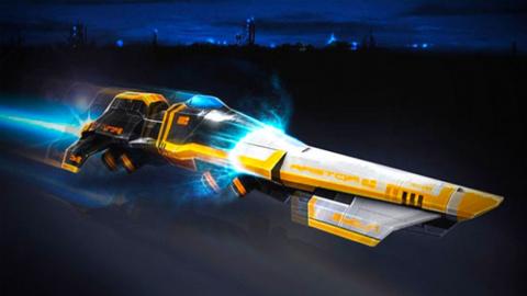 Jaquette de Fast Racing Neo, le petit F-Zero que l'on attendait sur WiiU
