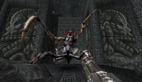 Jaquette de Turok Remastered arrive sur PC