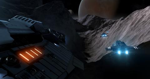 Elite Dangerous Odyssey : Quelles configs pour participer à l'alpha ?