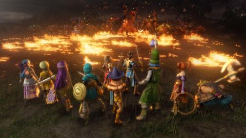 Dragon Quest Heroes : Le beat'em all survolté est de sortie sur PC