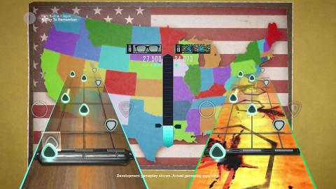 Guitar Hero Live présente le mode Rivaux