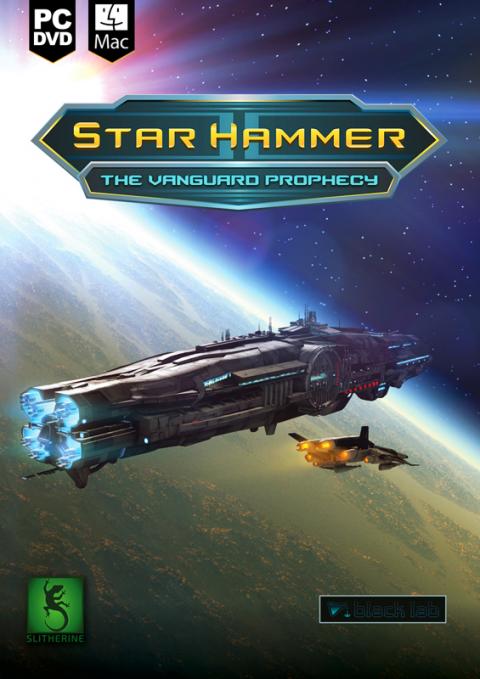 Star Hammer : The Vanguard Prophecy