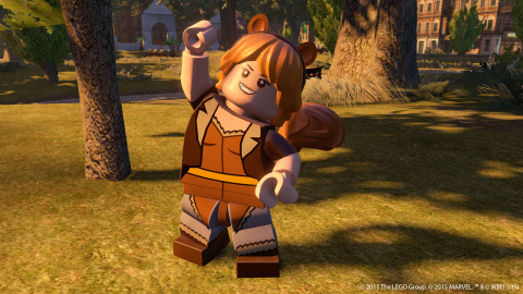 """LEGO Marvel Avengers - Un sacré """"briques""""-à-brac"""