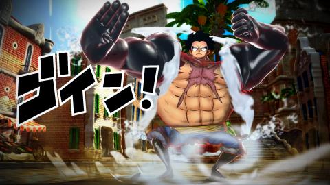 One Piece Burning Blood - Les pirates se mettent à la baston