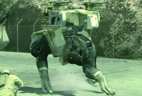 Le robot affranchi